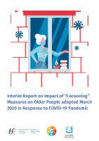 Interim Report on the Impact of Cocooning Measures on Older People front page preview image