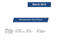 March 2016 Data Document Amended (comment added to relevant pages in reports) front page preview