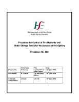 200 Fire Safety - HSE ie