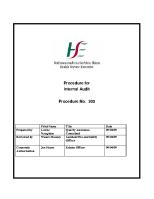 300 Quality Management - HSE ie