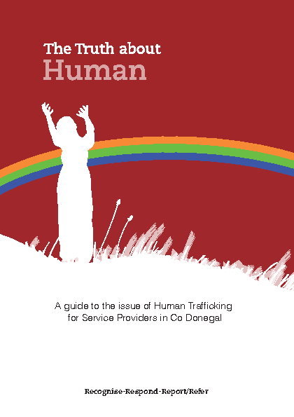 The Truth about Human Trafficking front page preview image