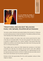 HSE Intercultural Guide:Traditional and Ancient Religions front page preview