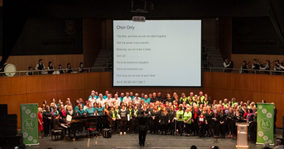 HSE Workplace Choir 2018