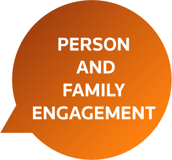 Person and Family Engagement Petal