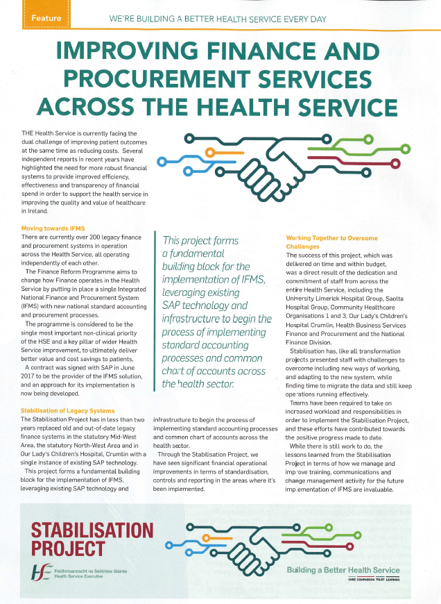Health Matters Magazine Articles - HSE ie
