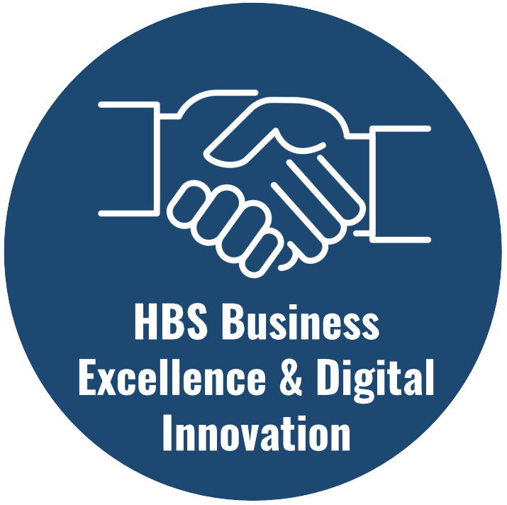 Business Excellence & Digital Innovation Bubble