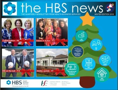 the HBS news Edition 1 Image
