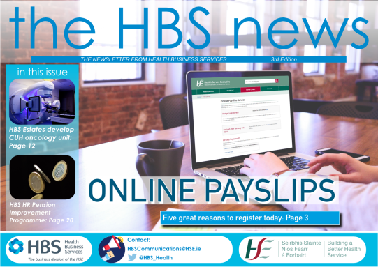 the HBS News Edition 3 Image