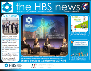 the HBS news Edition 2 Image