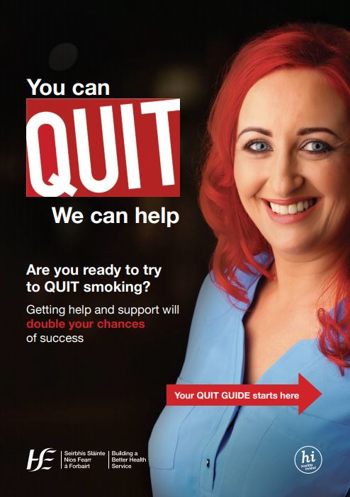 A guide to quitting smoking image