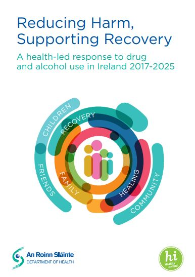 reducing harm supporting recovery image