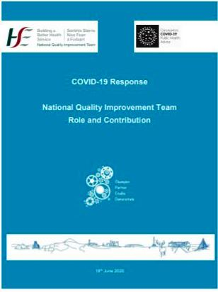 Nat QI Reponse to Covid 19 Report Pic