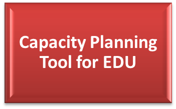 Capacity Planning tool for EDU box