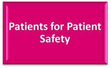 Patients for Patient Safety Box