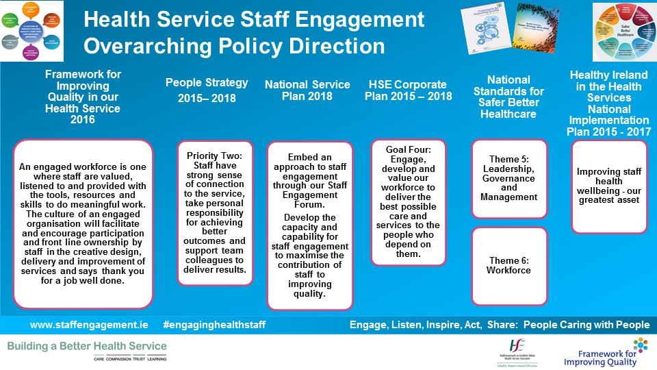 HSE Staff Engagement Overarching pic