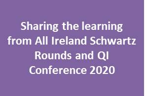 Sharing the learning all Ireland box pic