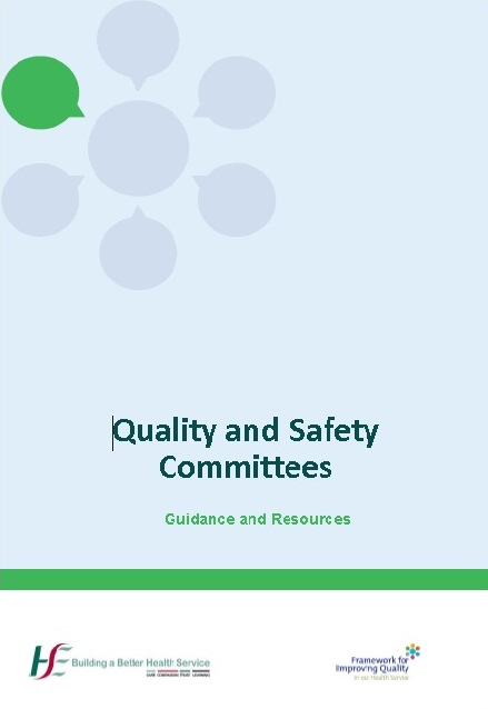 Cover Quality and Safety Cttees 2016