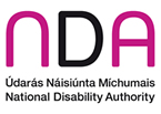 National Disability Authority logo