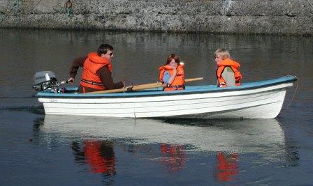 Wear a life jacket if activity takes you on or near the water