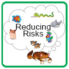 Reducing the risks from Pets