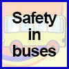 Child safety in buses