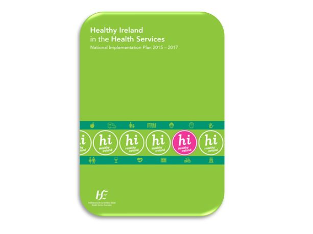 Healthy Ireland in the Health Services