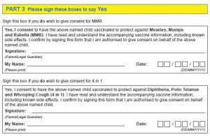 Vaccine Consent Form | Common Queries About School Consent Forms Hse Ie