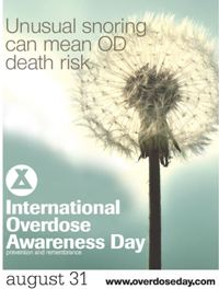 HSE Marks International Overdose Awareness Day
