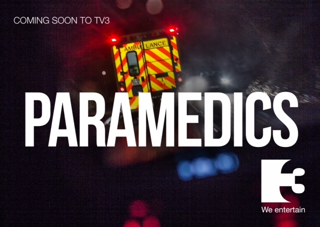 Catch 'Paramedics' each Thursday, 9pm TV3.