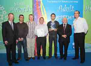 Presentation of 2011 STAR Award to Soilse
