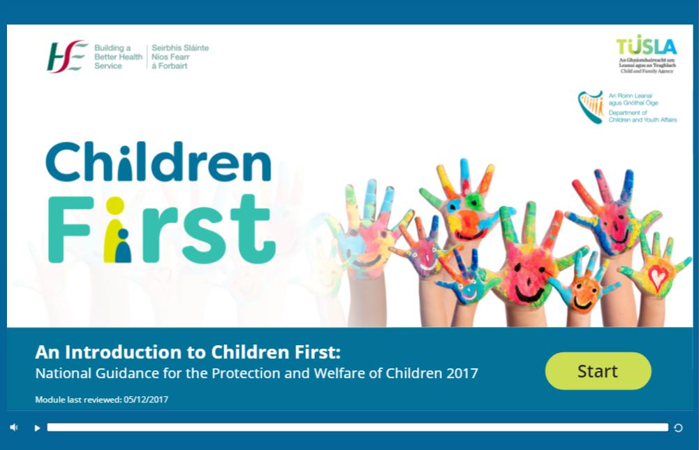 children first hse ie