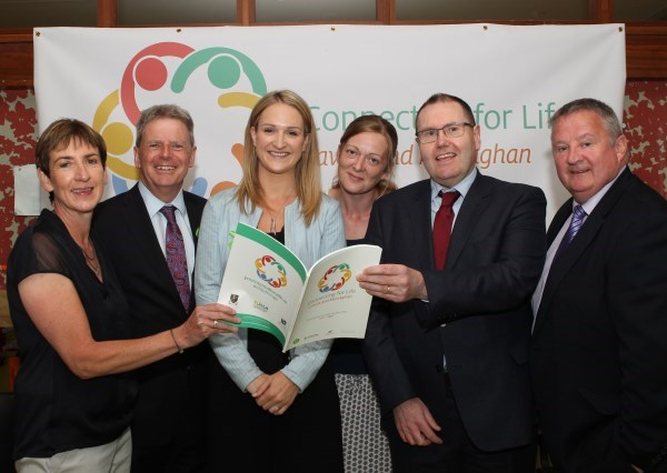 Connecting for Life Cavan Monaghan Launch June 2017 2