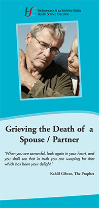 Grieving the Death of a Spouse, Partner-1