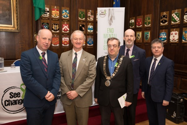 Green Ribbon 2018 Launch