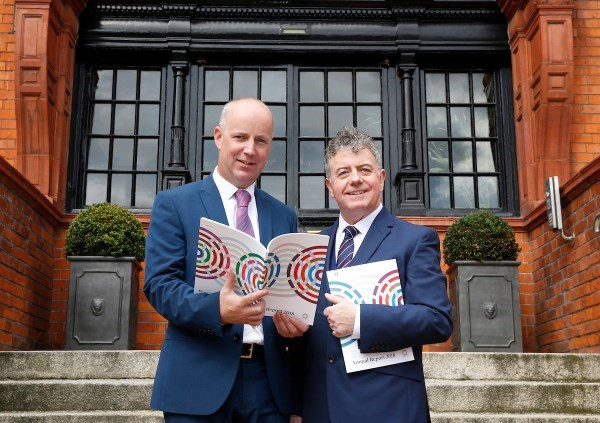 NOSP Annual Report 2018 Minister and John Meehan