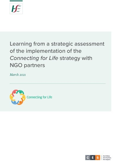 Strategic assessment CfL and NGOs Cover