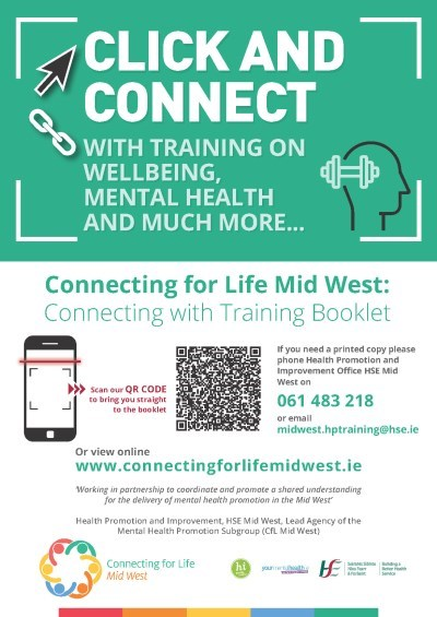 Connecting for Life Mid West Connecting with Training Promotional Poster