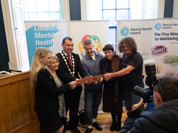Limerick Mental Health Week launch (3)