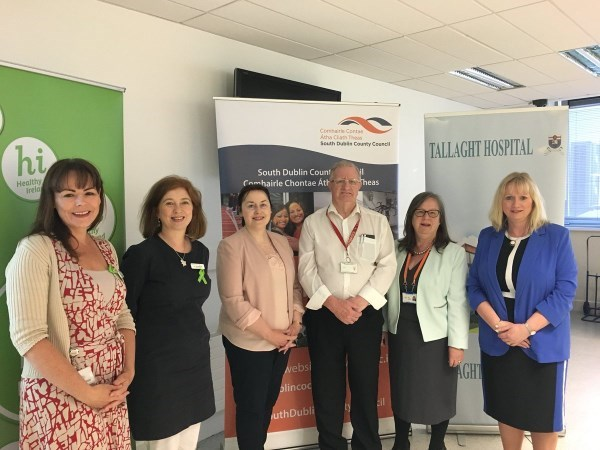 Mental Health talk Tallaght