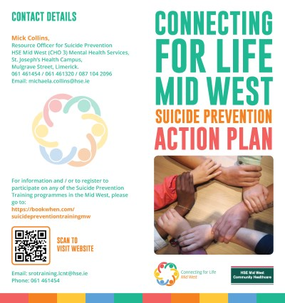 CfL Midwest suicide prevention action plan
