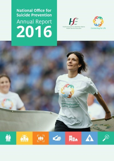 NOSP Annual Report 2016 (Cover)