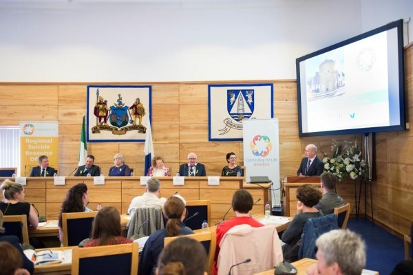 Connecting for Life Waterford Launch (8th Sept 2017) (2)