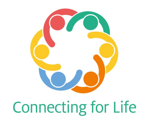 Holding Hands Logo Design