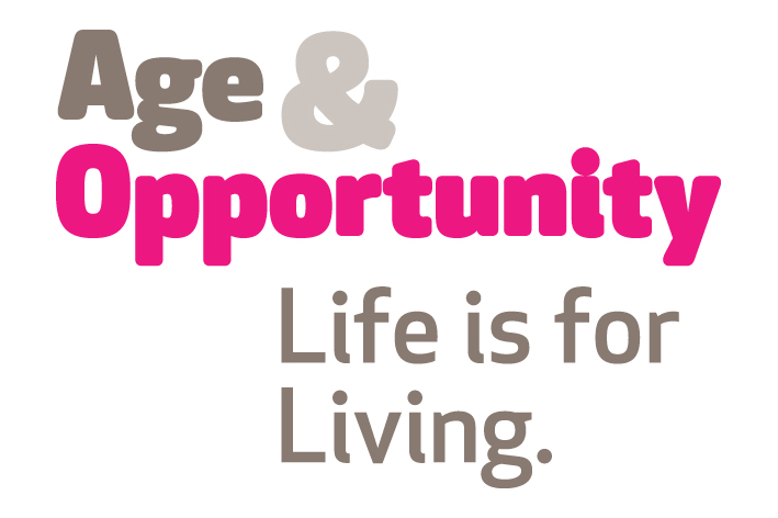 Age and Opportunity Logo