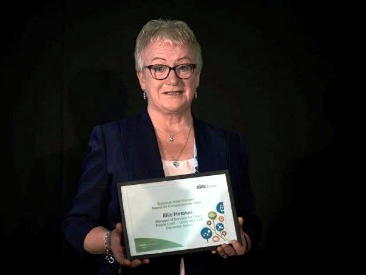 Living Well with Dementia Project Manager Eilis Hession wins Inaugural European Kate Granger Award