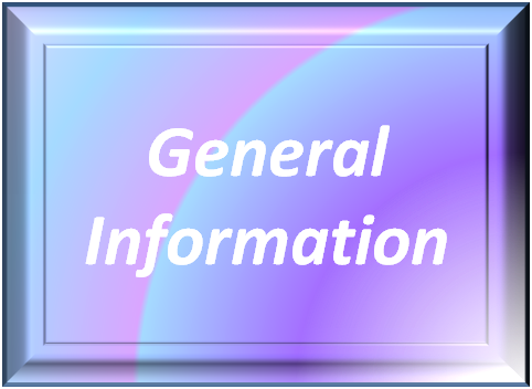 General info button