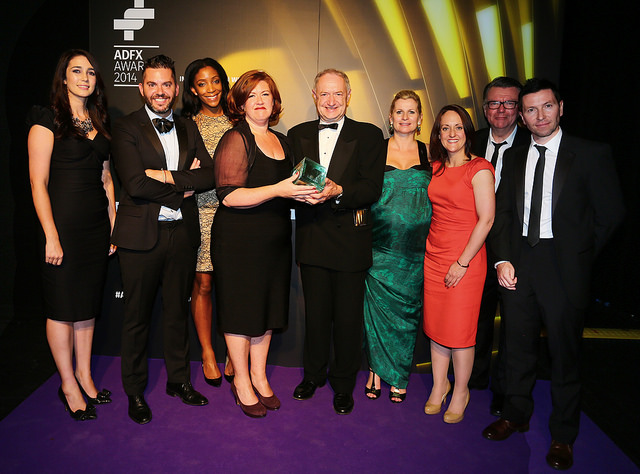 QUIT Campaign wins 2 ADFX 2014 awards for advertising effectiveness