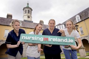 New recruitment campaign to attract nurses working in the UK and elsewhere to work in Ireland