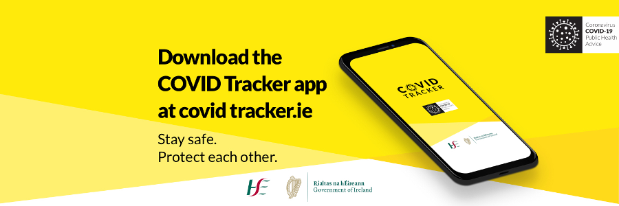Download the COVID Tracker app