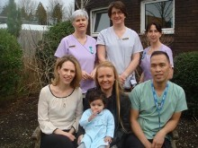 CUH paediatric diabetes team successfully treats newborn with rare form of diabetes